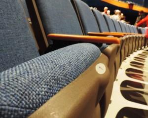 Banc auditorium