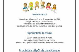 Conseil étudiant_21-22